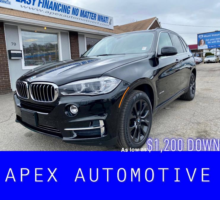 Used 2015 BMW X5 in Waterbury, Connecticut | Apex  Automotive. Waterbury, Connecticut