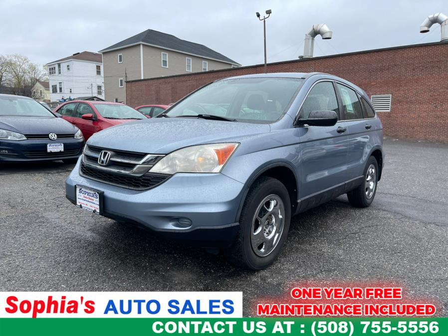 Used 2010 Honda CR-V in Worcester, Massachusetts | Sophia's Auto Sales Inc. Worcester, Massachusetts