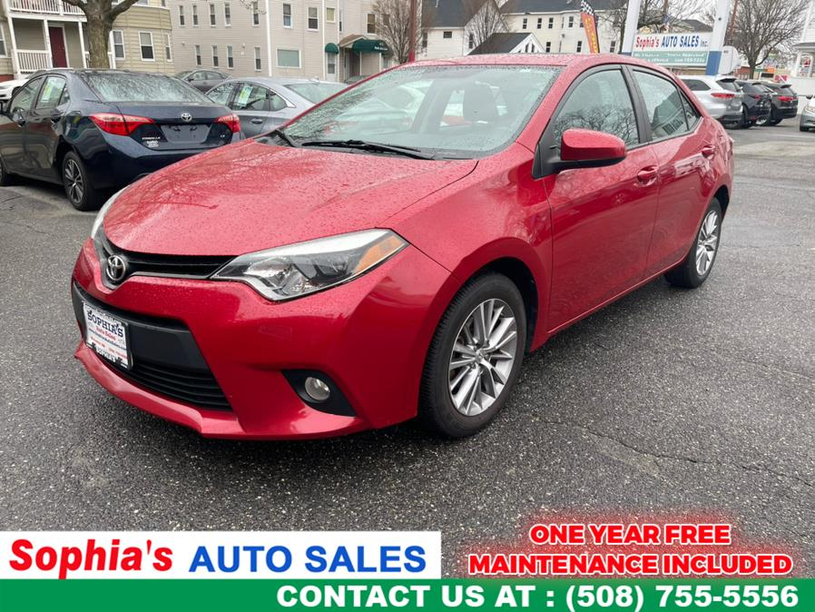 Used 2014 Toyota Corolla in Worcester, Massachusetts | Sophia's Auto Sales Inc. Worcester, Massachusetts