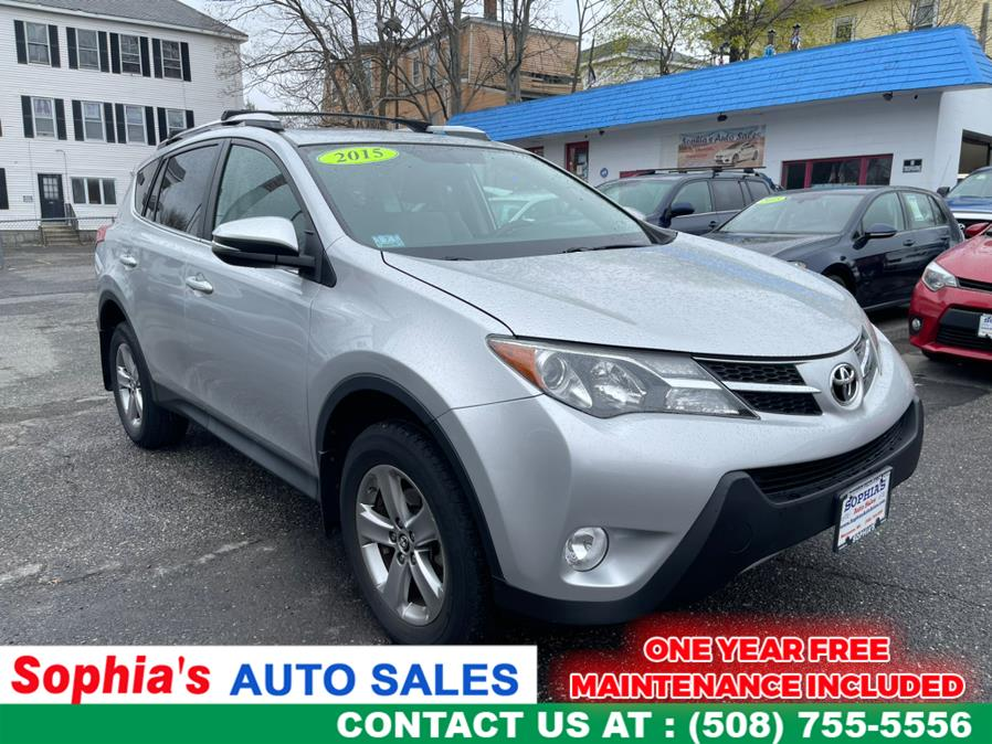 Used 2015 Toyota RAV4 in Worcester, Massachusetts | Sophia's Auto Sales Inc. Worcester, Massachusetts