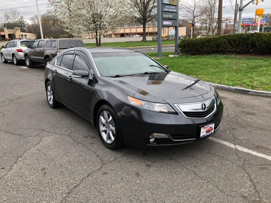 Used Acura TL 4dr Sdn Auto 2WD 2012 | Ledyard Auto Sale LLC. Hartford , Connecticut