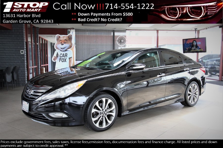Used 2014 Hyundai Sonata in Garden Grove, California | 1 Stop Auto Mart Inc.. Garden Grove, California
