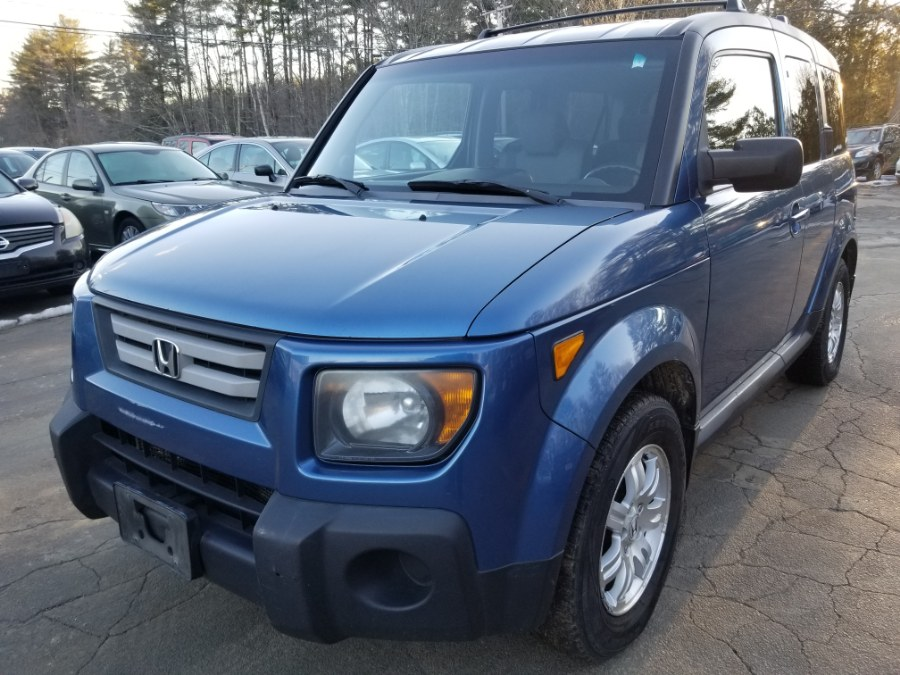 Used 2008 Honda Element in Auburn, New Hampshire | ODA Auto Precision LLC. Auburn, New Hampshire