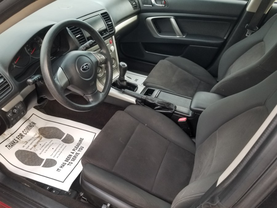 Used Subaru Legacy 4dr H4 Man Special Edition 2009 | ODA Auto Precision LLC. Auburn, New Hampshire