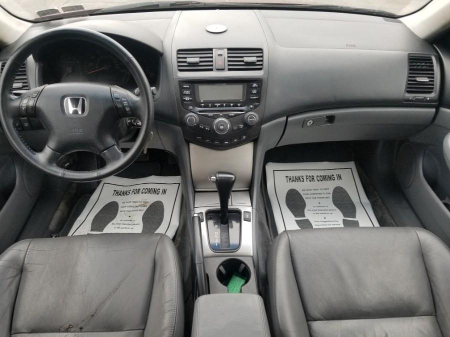 Used Honda Accord Sdn EX-L V6 AT 2005   ODA Auto Precision LLC. Auburn, New Hampshire