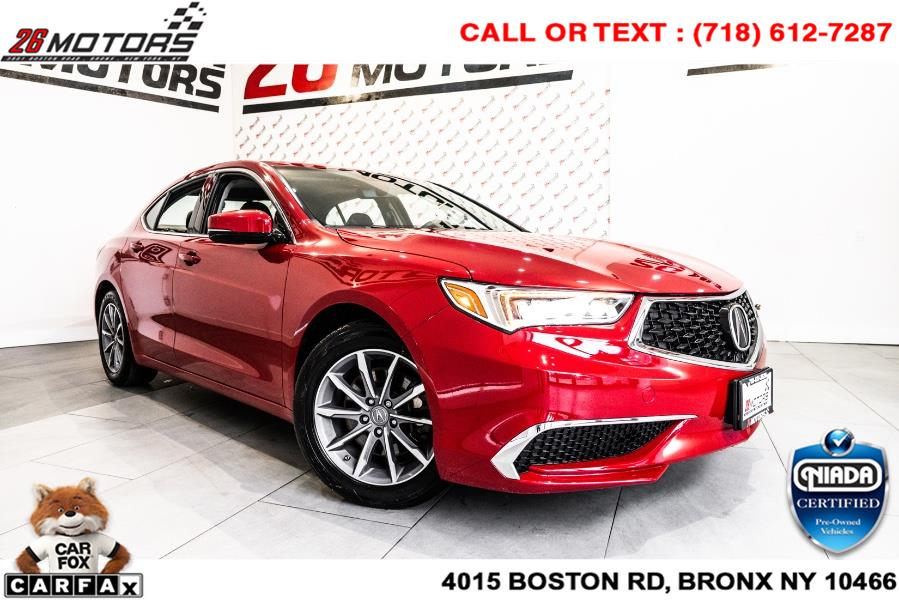 Used Acura TLX 2.4L FWD w/Technology Pkg 2018 | 52Motors Corp. Woodside, New York