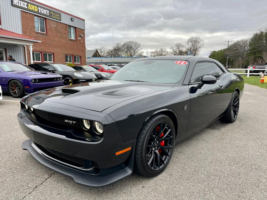 Used Dodge Challenger 2dr Cpe SRT Hellcat 2015 | Mike And Tony Auto Sales, Inc. South Windsor, Connecticut