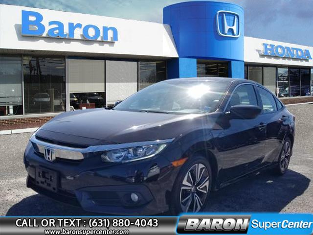 Used 2018 Honda Civic Sedan in Patchogue, New York | Baron Supercenter. Patchogue, New York