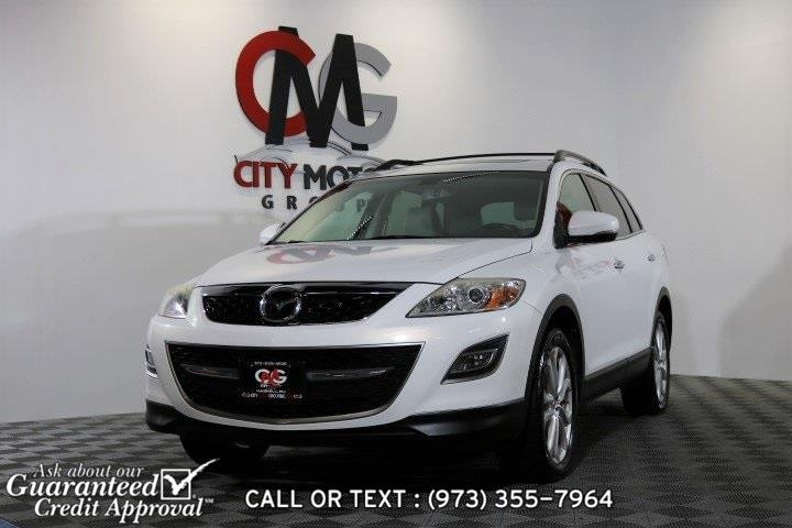 Used Mazda Cx-9 Grand Touring 2011 | City Motor Group Inc.. Haskell, New Jersey