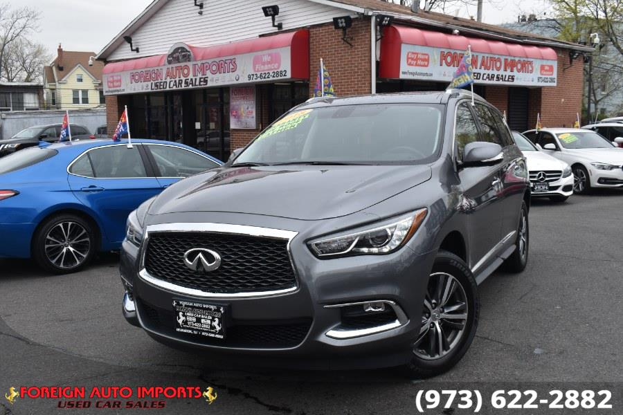 Used INFINITI QX60 AWD 2018 | Foreign Auto Imports. Irvington, New Jersey