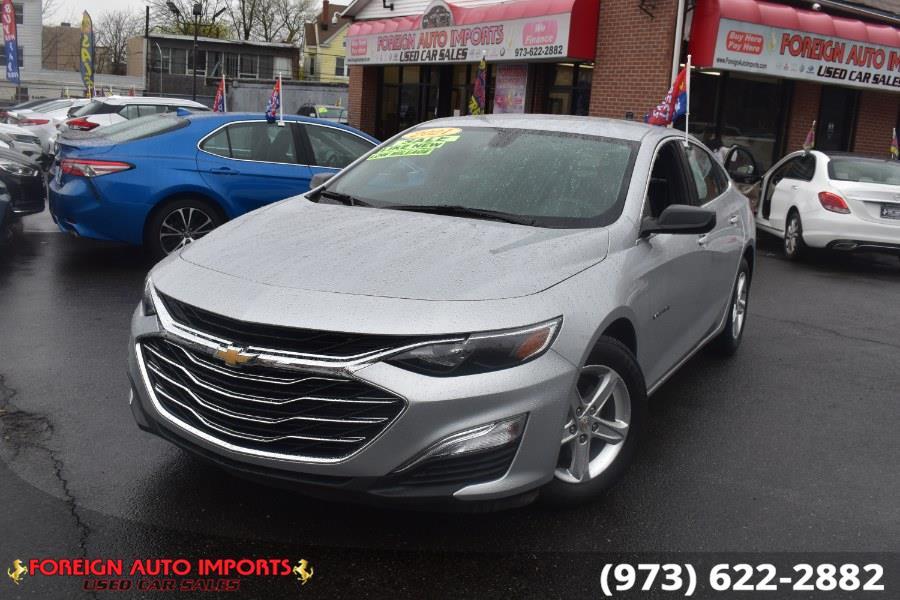 Used 2021 Chevrolet Malibu in Irvington, New Jersey | Foreign Auto Imports. Irvington, New Jersey