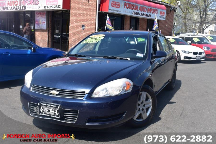 Used 2008 Chevrolet Impala in Irvington, New Jersey | Foreign Auto Imports. Irvington, New Jersey