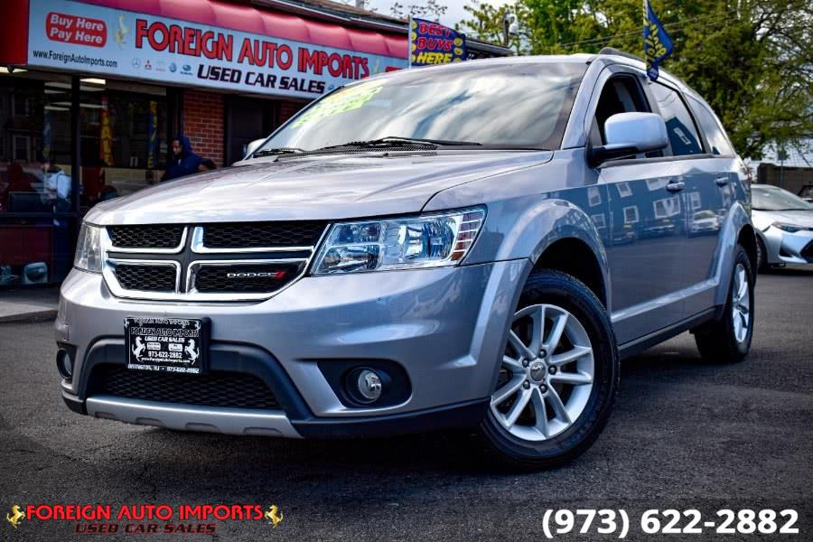 Used 2016 Dodge Journey in Irvington, New Jersey | Foreign Auto Imports. Irvington, New Jersey