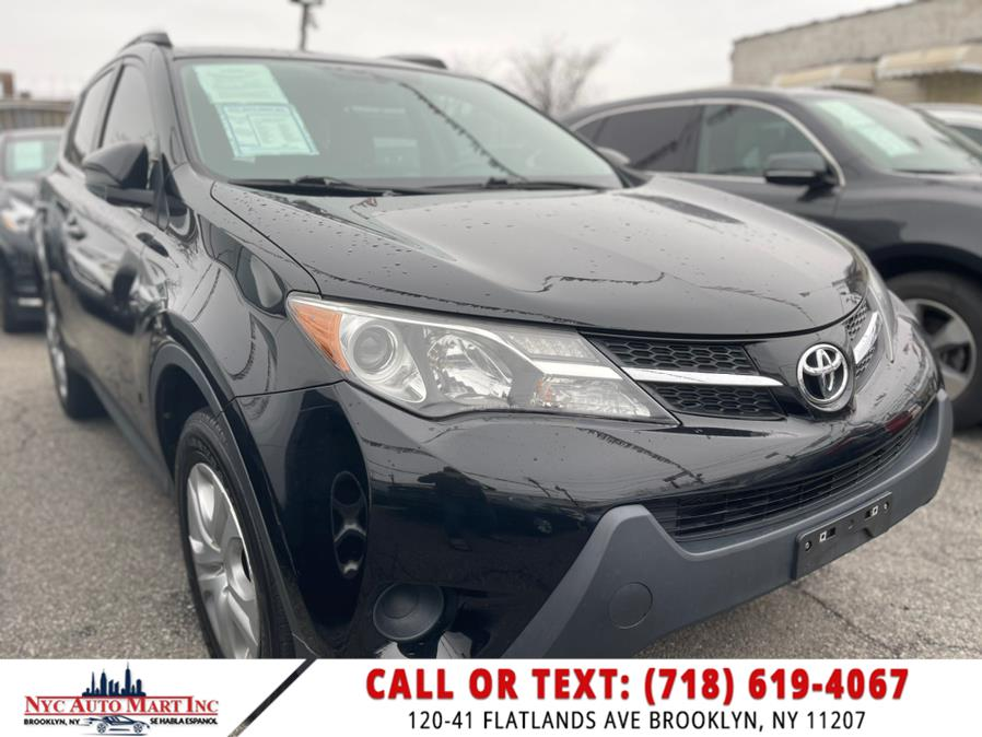 Used 2014 Toyota RAV4 in Brooklyn, New York | NYC Automart Inc. Brooklyn, New York