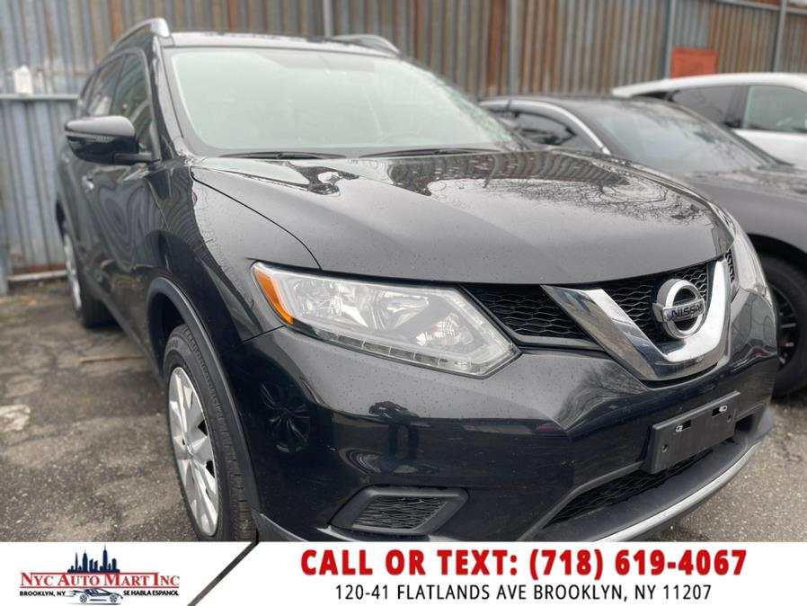 Used 2016 Nissan Rogue in Brooklyn, New York | NYC Automart Inc. Brooklyn, New York