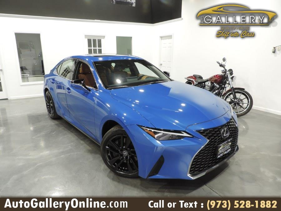 Used 2021 Lexus IS in Lodi, New Jersey | Auto Gallery. Lodi, New Jersey
