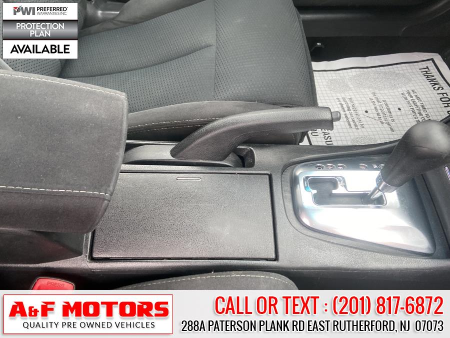 Used Nissan Altima 2dr Cpe I4 2.5 S 2013   A&F Motors LLC. East Rutherford, New Jersey