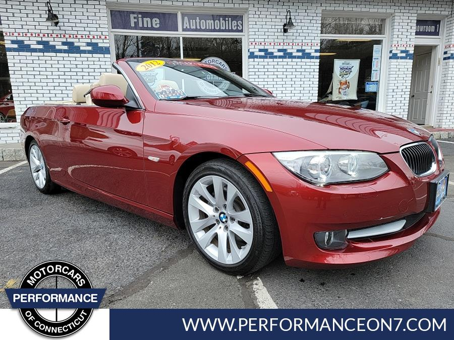 Used 2012 BMW 3 Series in Wilton, Connecticut | Performance Motor Cars. Wilton, Connecticut