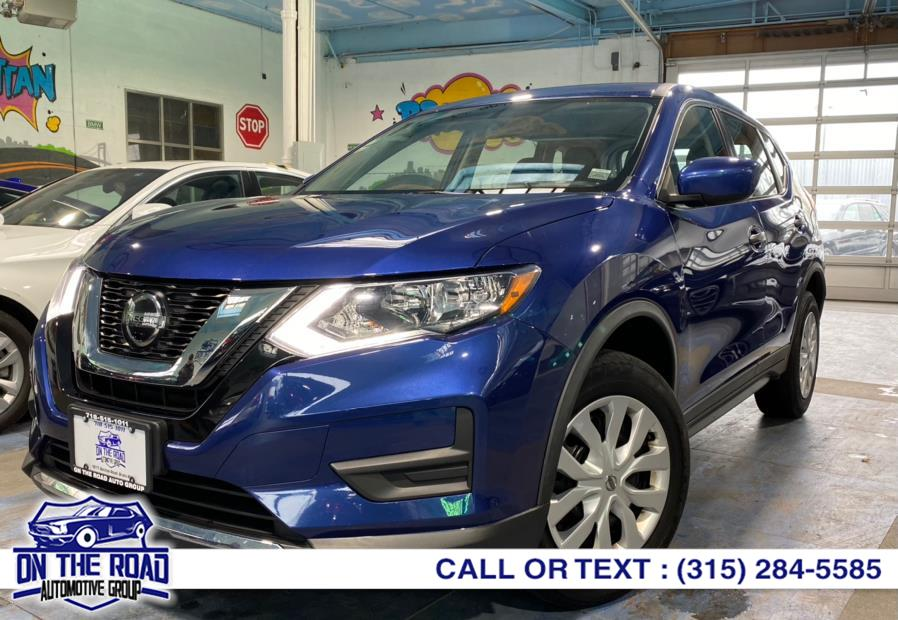 2018 Nissan Rogue AWD S photo