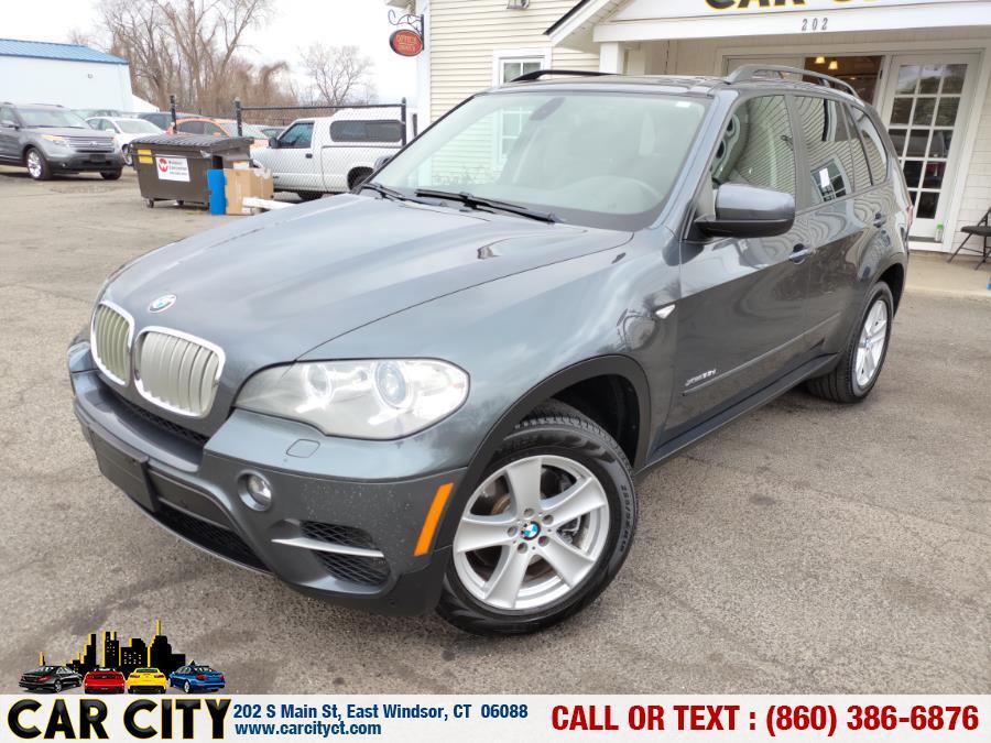 Used BMW X5 AWD 4dr 35d 2012 | Car City LLC. East Windsor, Connecticut