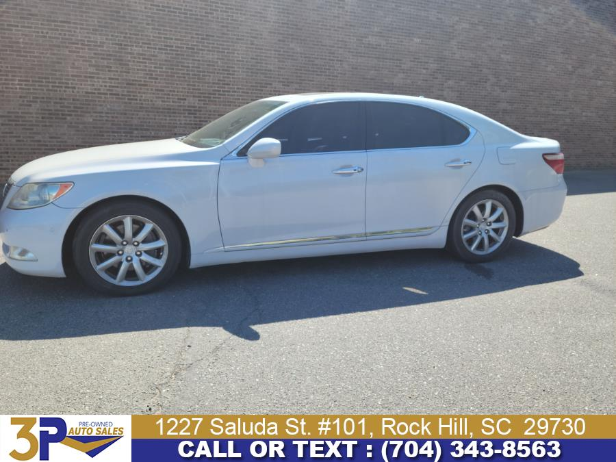 Used 2008 Lexus LS 460 in Rock Hill, South Carolina | 3 Points Auto Sales. Rock Hill, South Carolina