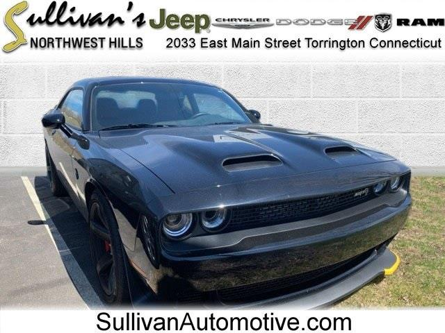 Used Dodge Challenger SRT Hellcat 2019 | Sullivan Automotive Group. Avon, Connecticut