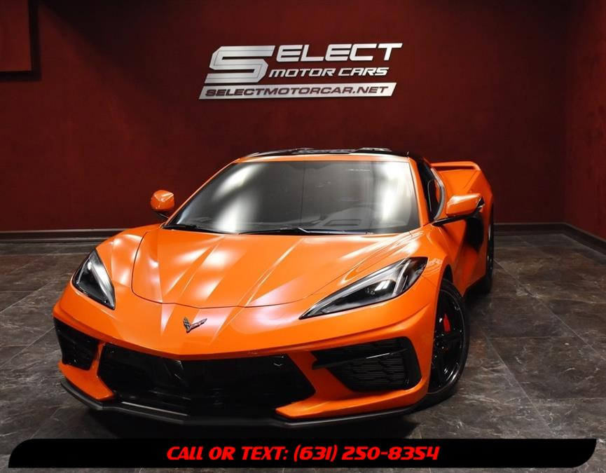 Used 2020 Chevrolet Corvette in Deer Park, New York | Select Motor Cars. Deer Park, New York