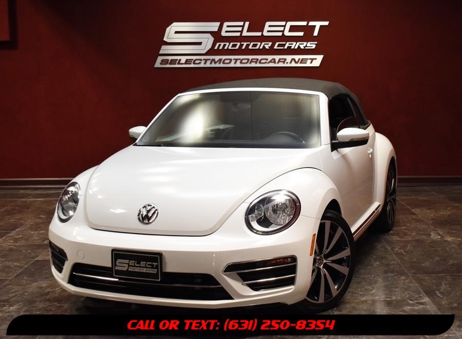 Used 2018 Volkswagen Beetle Convertible in Deer Park, New York | Select Motor Cars. Deer Park, New York