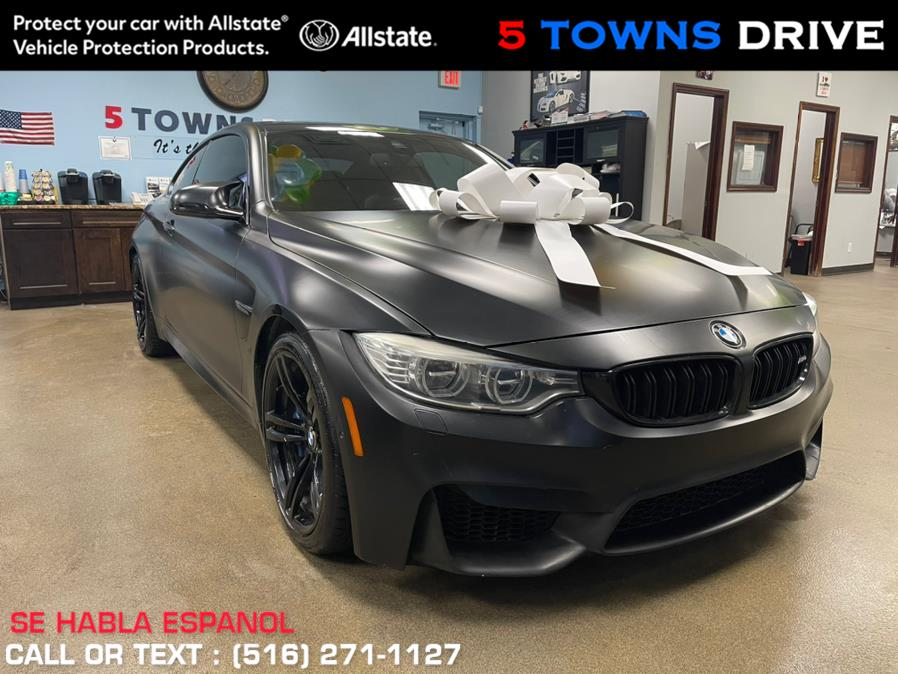 Used BMW M4 2dr Cpe 2015 | 5 Towns Drive. Inwood, New York