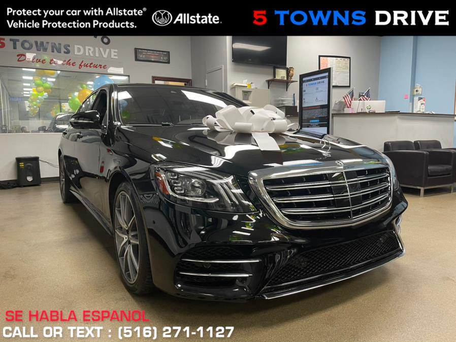 Used Mercedes-Benz S-Class S 450 Sedan 2018 | 5 Towns Drive. Inwood, New York