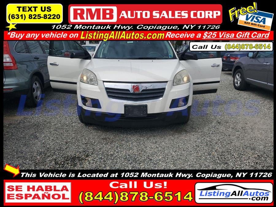 Used Saturn Outlook XE AWD 4dr SUV 2007 | www.ListingAllAutos.com. Patchogue, New York