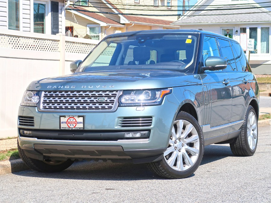 Used Land Rover Range Rover 5.0L V8 Supercharged 2017   Auto Expo Ent Inc.. Great Neck, New York