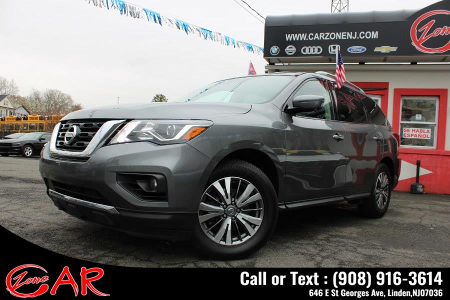 Used Nissan Pathfinder AWD SL 2019   Car Zone. Linden, New Jersey