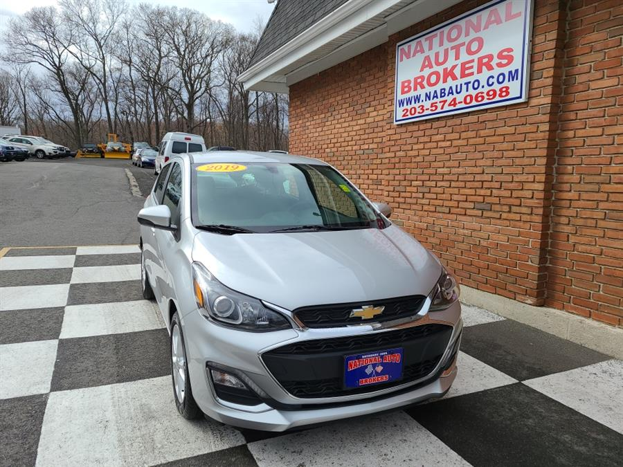 Used 2019 Chevrolet Spark in Waterbury, Connecticut | National Auto Brokers, Inc.. Waterbury, Connecticut