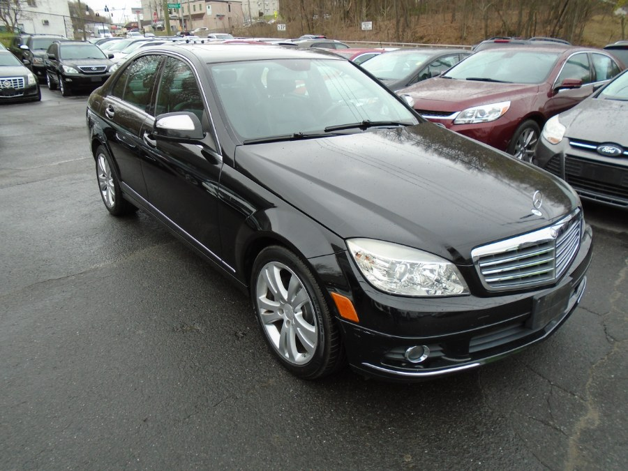Used Mercedes-Benz C-Class SPORT 2008 | Jim Juliani Motors. Waterbury, Connecticut