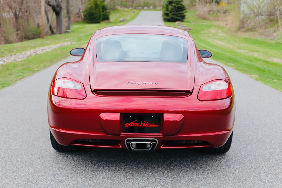 Used Porsche Cayman 2dr Cpe 2008 | Meccanic Shop North Inc. North Salem, New York