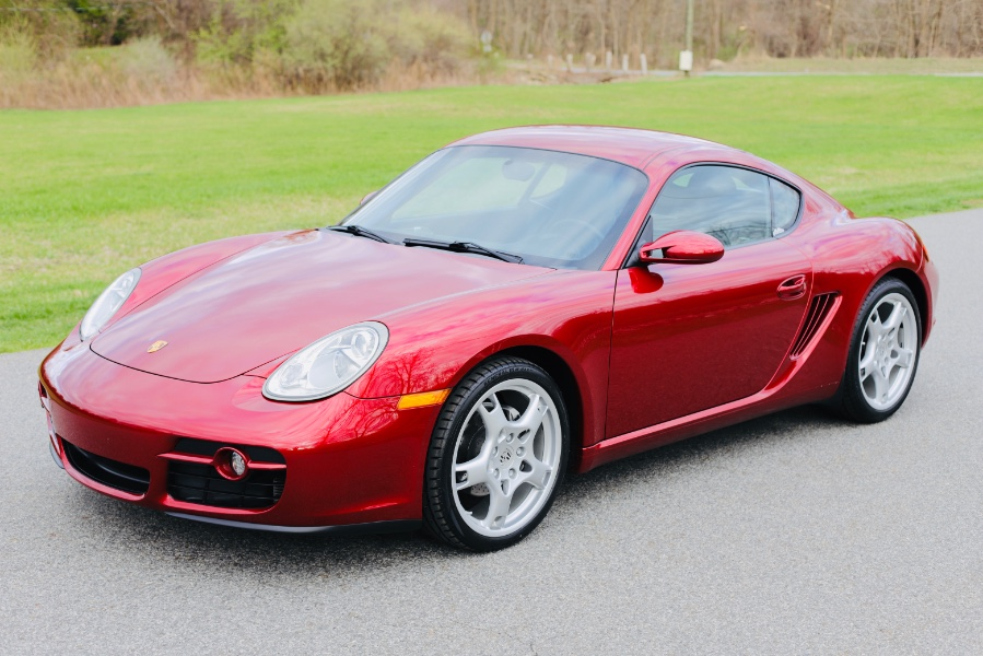 Used 2008 Porsche Cayman in North Salem, New York | Meccanic Shop North Inc. North Salem, New York
