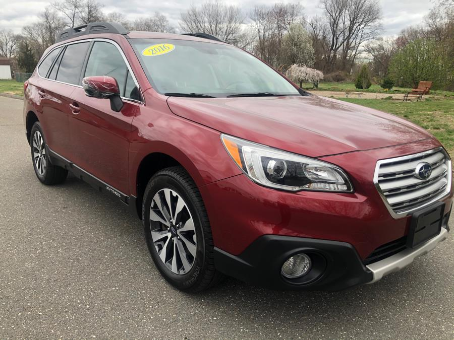 Used 2016 Subaru Outback in Agawam, Massachusetts | Malkoon Motors. Agawam, Massachusetts