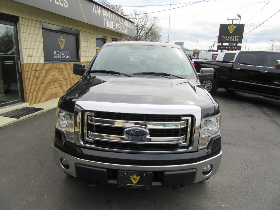 """Used Ford F-150 4WD SuperCab 163"""" XLT 2014 