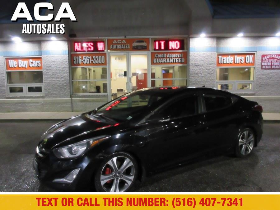 Used 2014 Hyundai Elantra in Lynbrook, New York | ACA Auto Sales. Lynbrook, New York