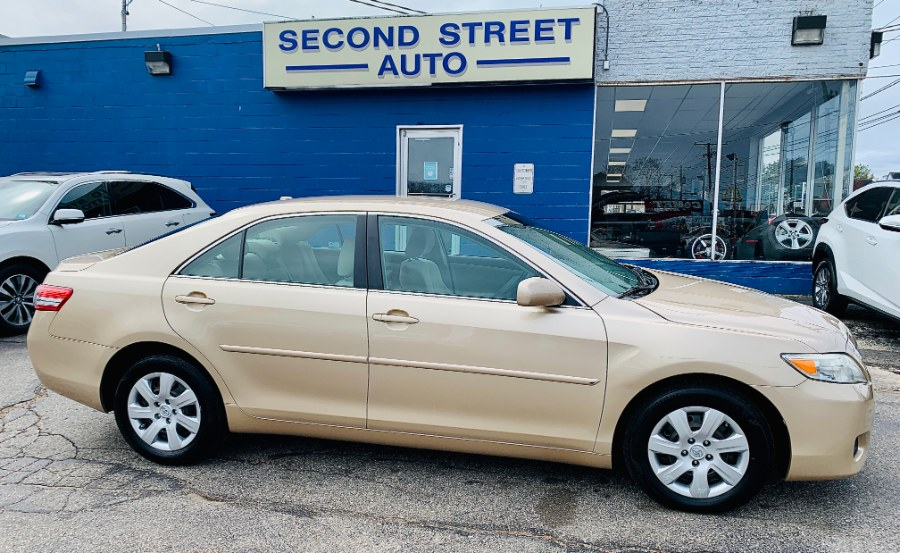 Used 2010 Toyota Camry in Manchester, New Hampshire | Second Street Auto Sales Inc. Manchester, New Hampshire