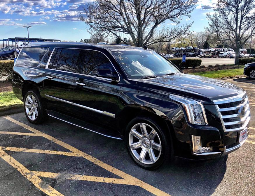 Used 2015 Cadillac Escalade ESV in New Haven, Connecticut   Primetime Auto Sales and Repair. New Haven, Connecticut