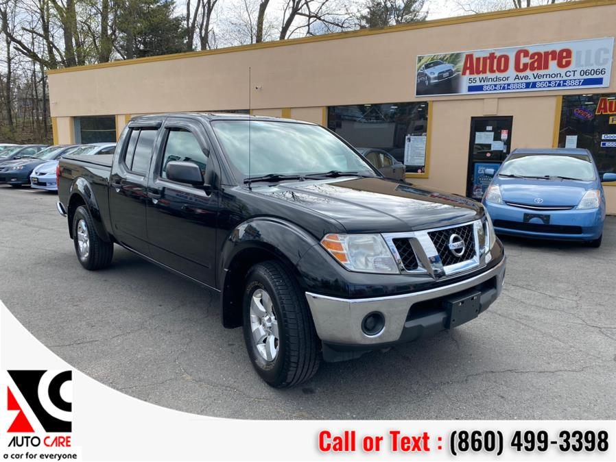 Used 2010 Nissan Frontier in Vernon , Connecticut | Auto Care Motors. Vernon , Connecticut