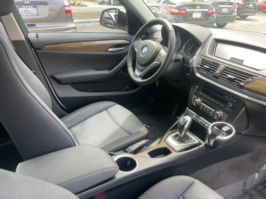 Used BMW X1 RWD 4dr sDrive28i 2015   Green Light Auto. Corona, California
