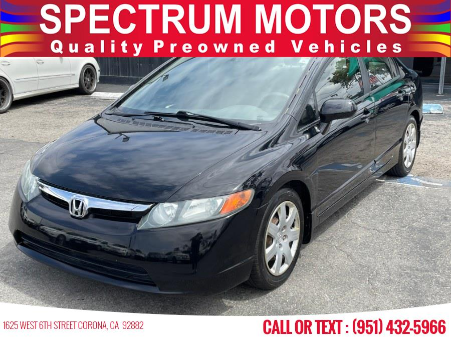 Used 2008 Honda Civic Sdn in Corona, California | Spectrum Motors. Corona, California