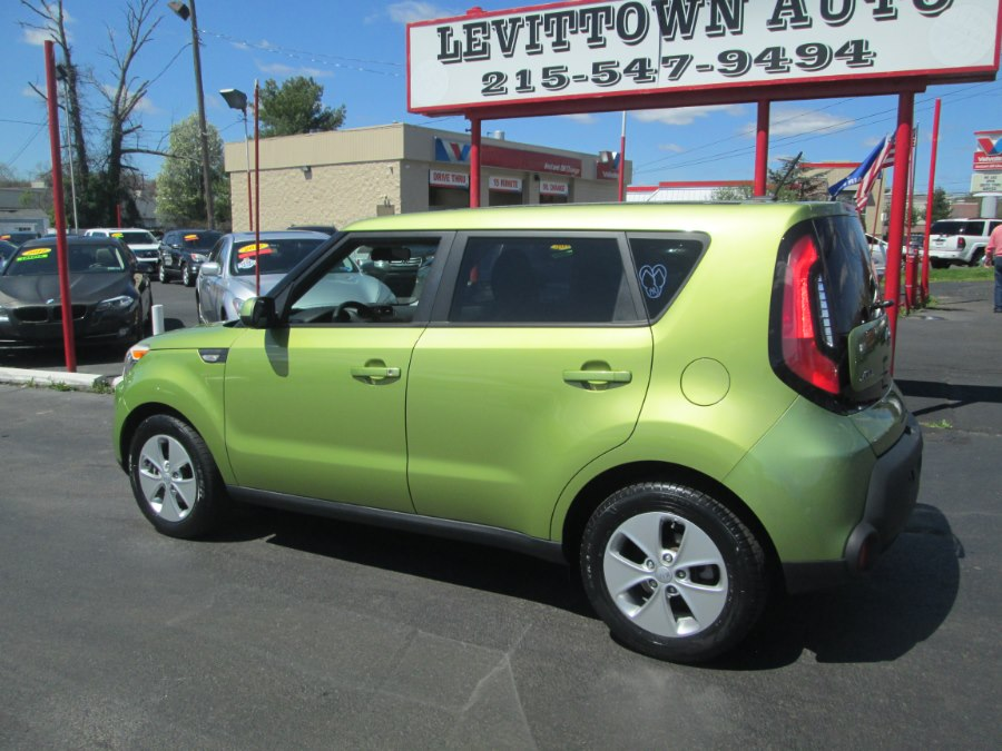 Used Kia Soul 5dr Wgn Auto Base 2014 | Levittown Auto. Levittown, Pennsylvania