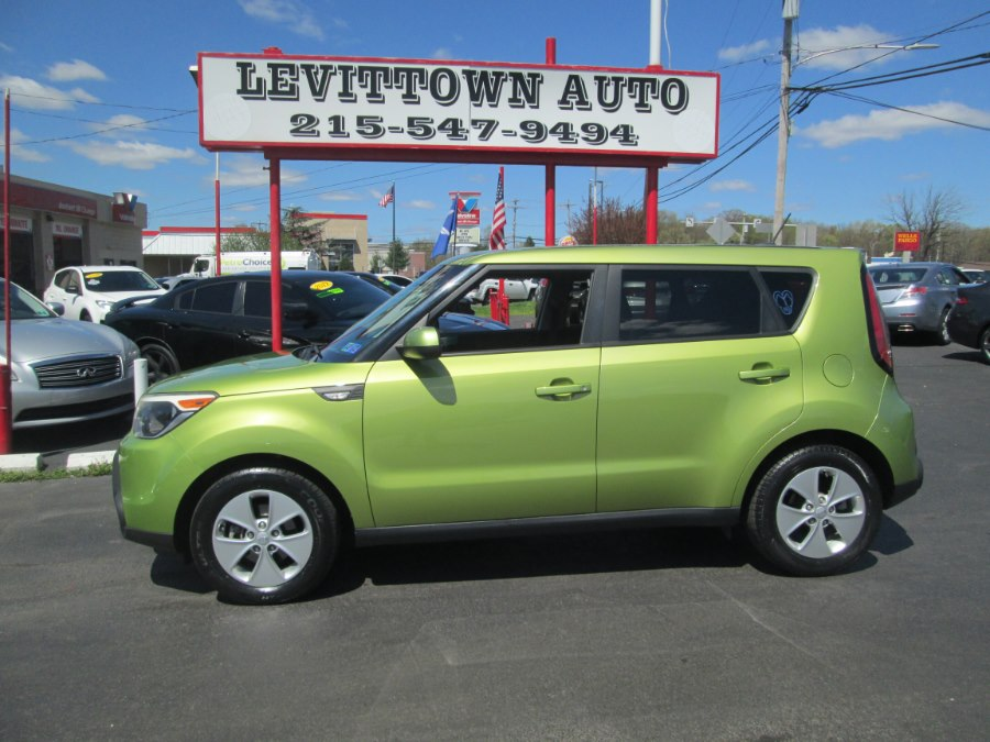 Used 2014 Kia Soul in Levittown, Pennsylvania | Levittown Auto. Levittown, Pennsylvania