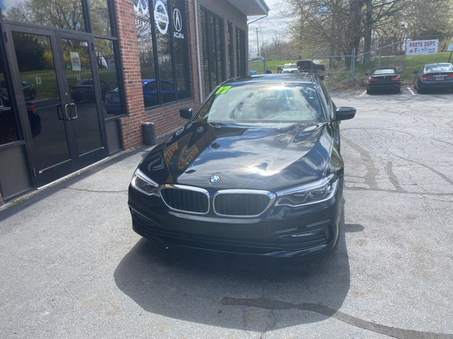 Used BMW 5 Series 540i xDrive Sedan 2017 | Newfield Auto Sales. Middletown, Connecticut