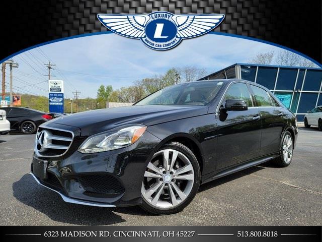 Used Mercedes-benz E-class E 350 2014   Luxury Motor Car Company. Cincinnati, Ohio