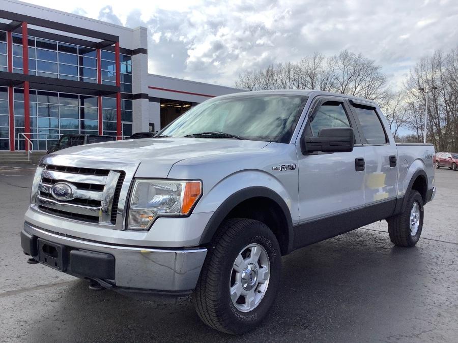 "Used Ford F-150 4WD SuperCrew 145"" XLT 2010 | Marsh Auto Sales LLC. Ortonville, Michigan"